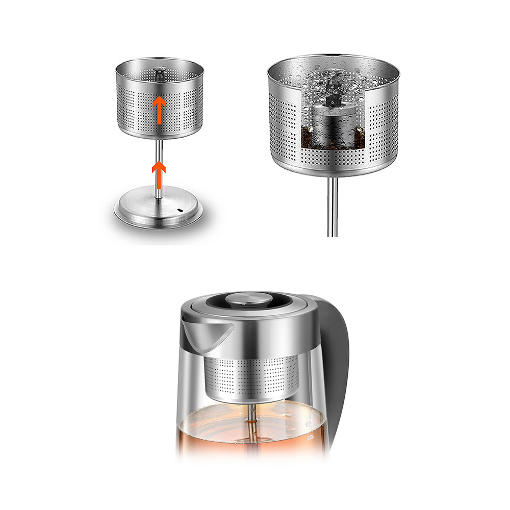 Умный чайник гейзерного типа MIE Smart Kettle 100 7 990 Р